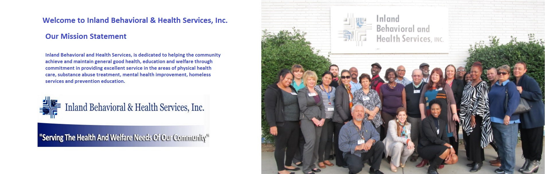 Inland Behavioral And Health Services